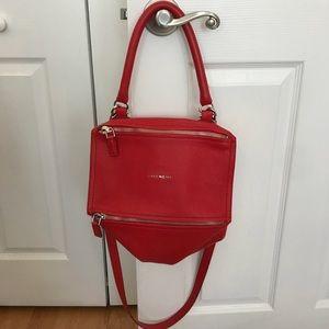 Givenchy Pandora Small Red